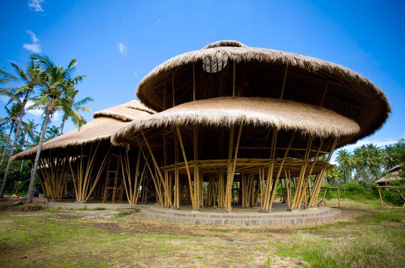 مدرسه سبز در بالی