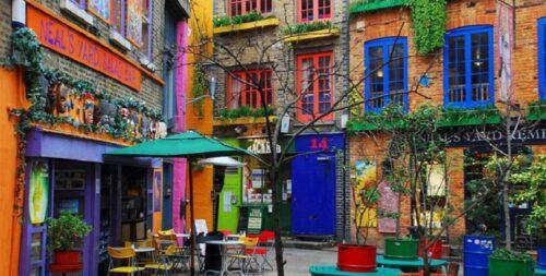 دانلود پاورپوینت رنگ در معماری