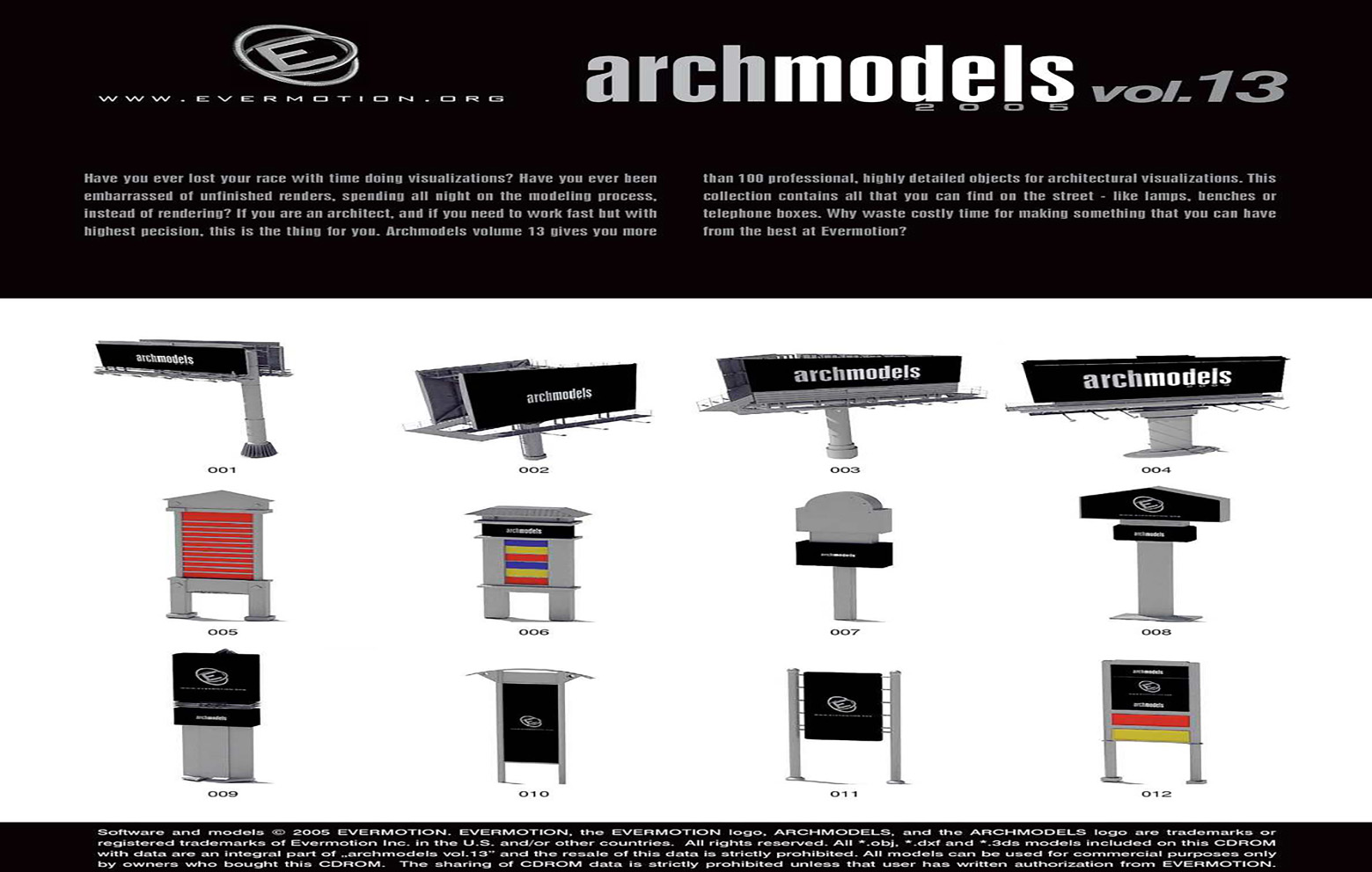 دانلود رایگان آرک مدل ولوم ARCHMODELS VOL.14