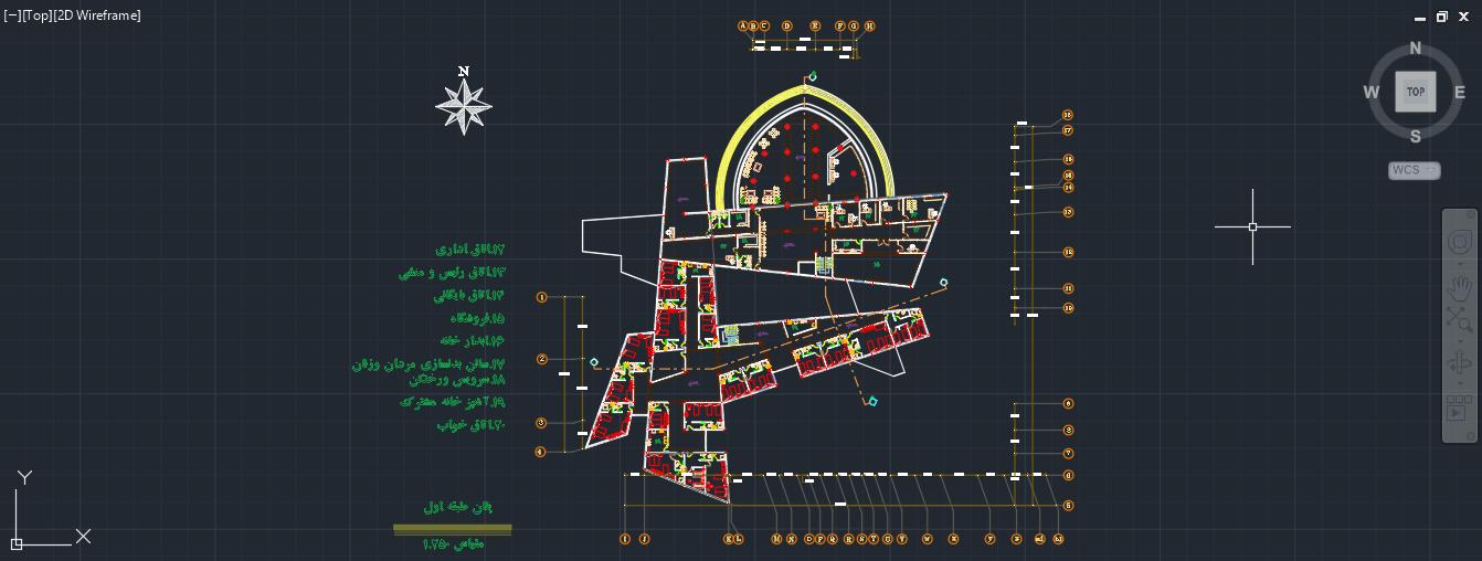 دانلود رایگان نقشه موزه