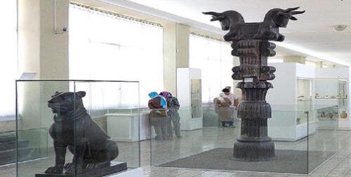 دانلود رساله موزه