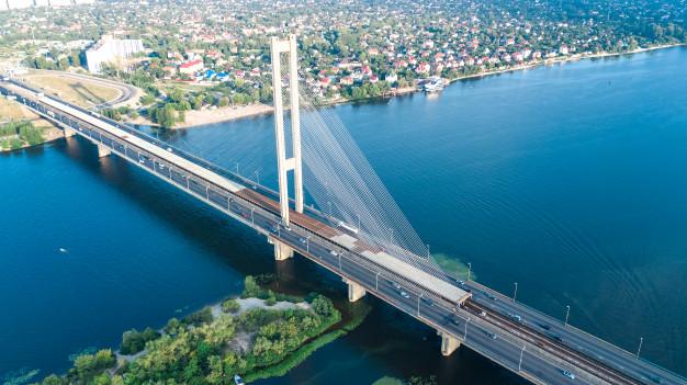 دانلود رایگان پاورپوینت انواع پل