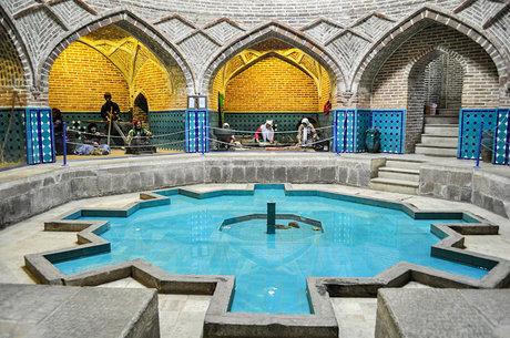 دانلود پاورپوینت آشنایی با معماری اسلامی(حمام)