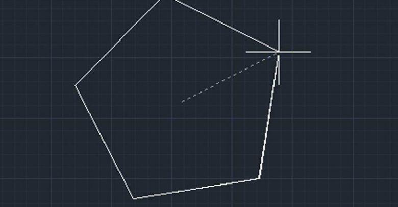 رسم انواع چند ضلعی