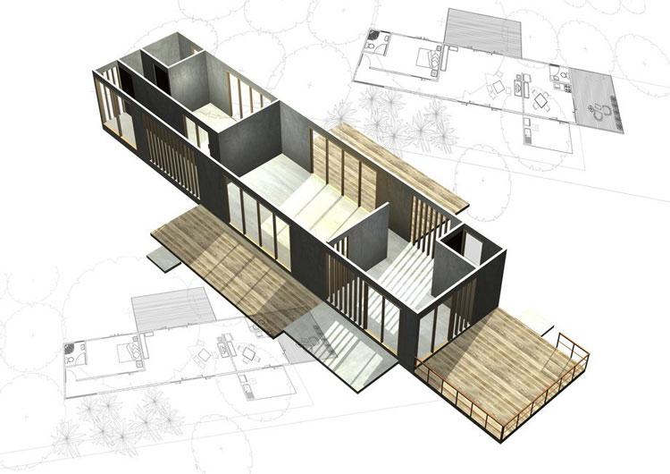 معماری با رویت