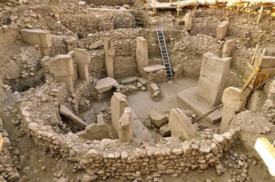 معماری پیش از تاریخ