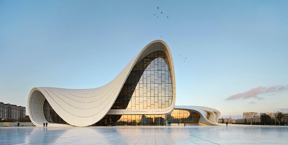بهترین ساختمان های دنیا