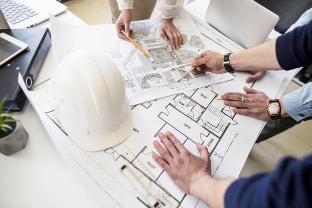 طراحی نمای ساختمان مدرن مسکونی