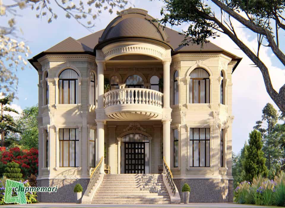 طراحی نمای ساختمان ارزان