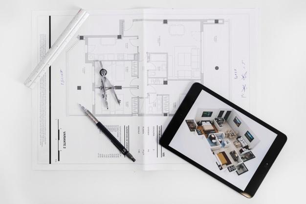 مراحل انجام طرح نهایی معماری