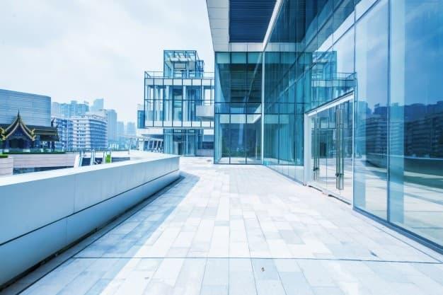 طراحی نما ساختمان اداری ، طراحی نما ساختمان انلاین