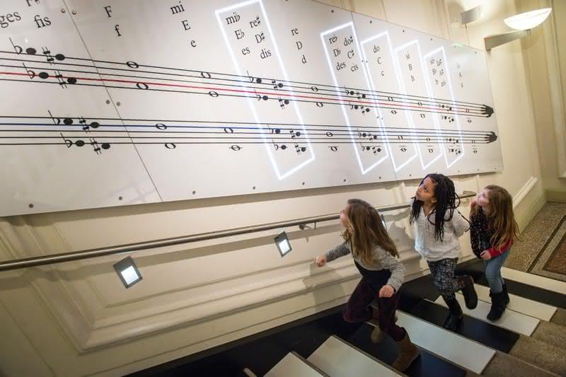طرح نهایی خانه موسیقی