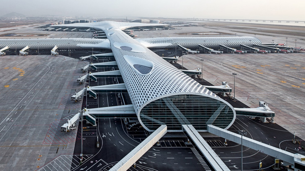 طرح نهایی فرودگاه ها