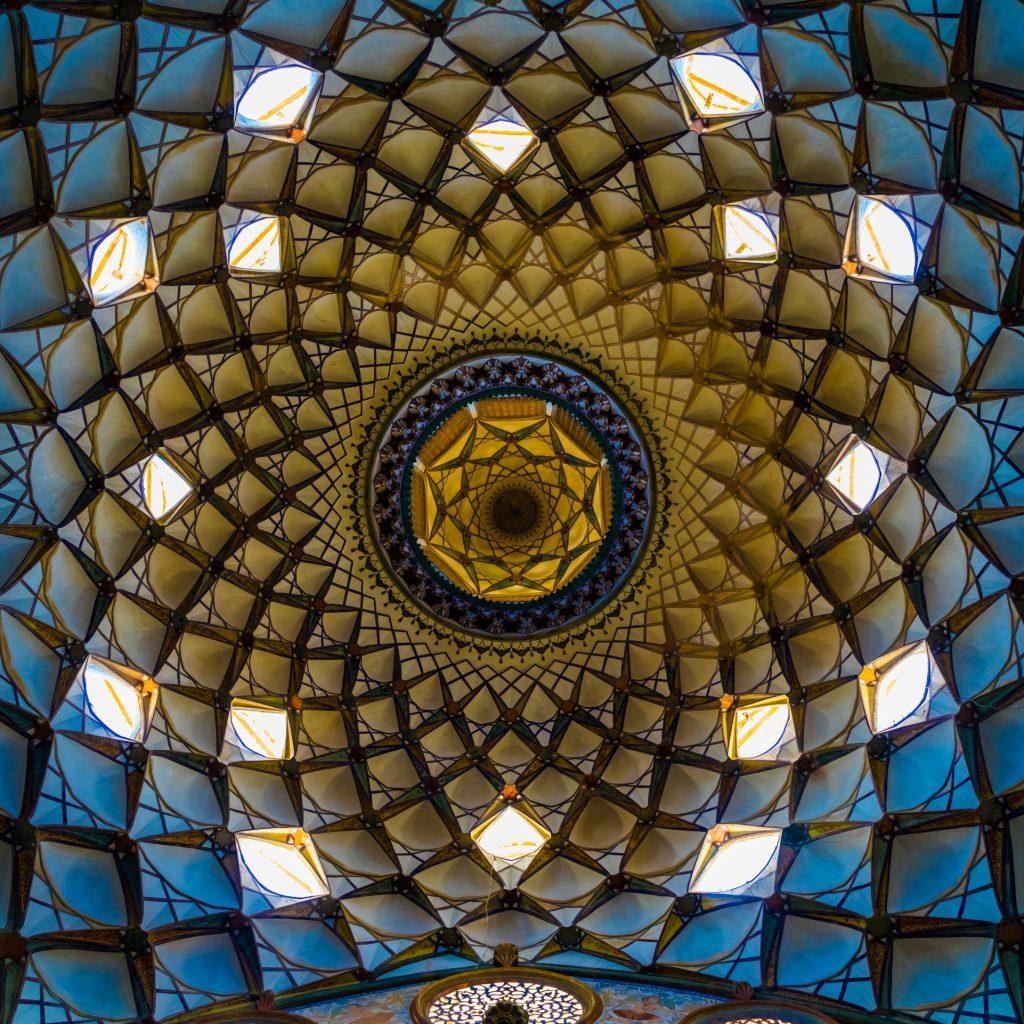 فلسفه معماری ایرانی