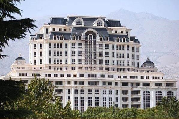 ۵ ساختمان معروف تهران