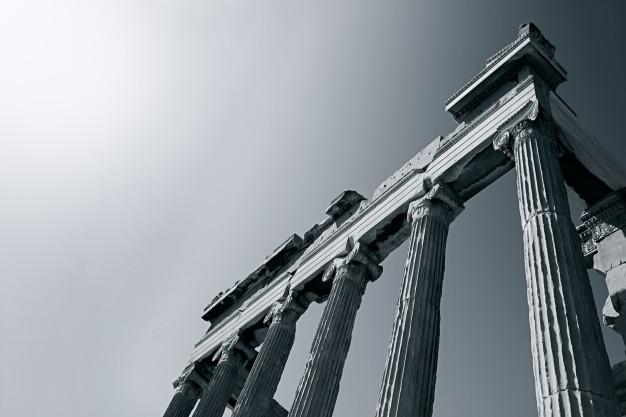 نمای رومی ساختمان دو طبقه ، نمای رومی و لندنی