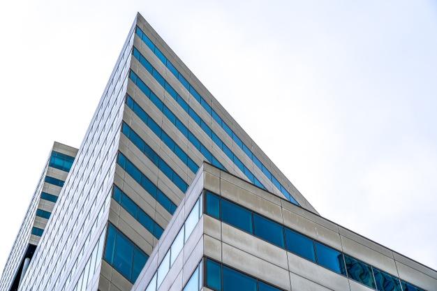 طرح نمای ساختمان دو طبقه ، طرح نمای بیرونی ساختمان