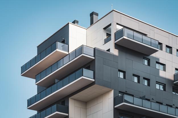 طراحی نمای بیرونی ساختمان ، طراحی نمای ساختمان مسکونی
