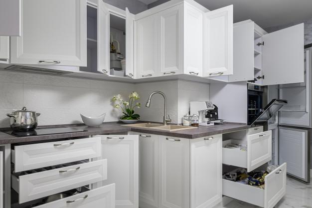 کابینت آشپزخانه مدرن ، طرح جدید کابینت