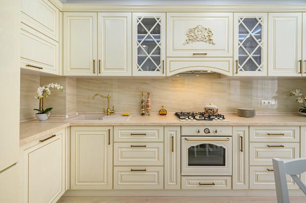 طراحی کابینت برای آشپزخانه 9 متری ، دکور کابینت