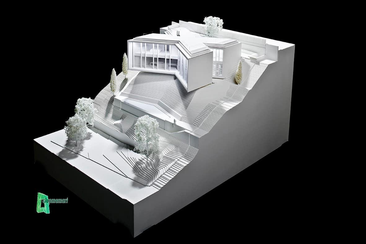 ماکت سازی معماری