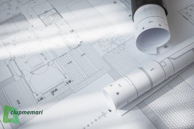 نقشه ساختمانی