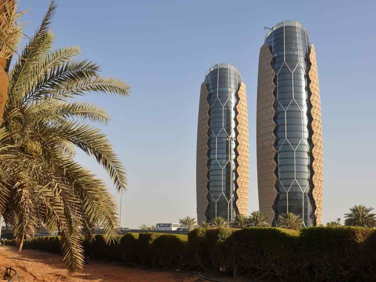 برجهای Al Bahar Architects