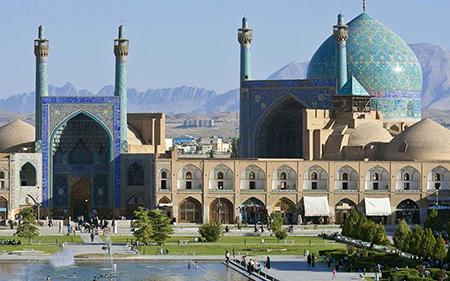 معرفی مسجد امام اصفهان + تصاویر